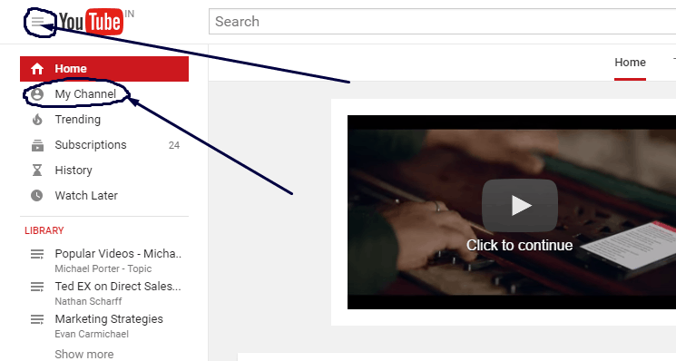 click-on-the-bar