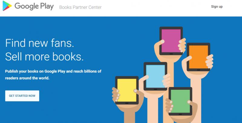 Google-Book-Partner-Centre