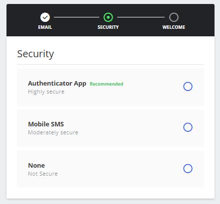 WazirX Account Security Setup 3