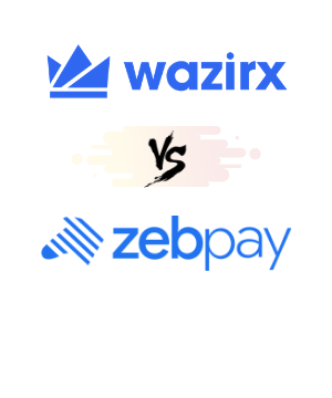 WazirX Vs Zebpay