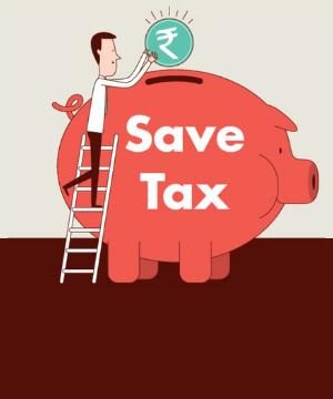 save income tax india
